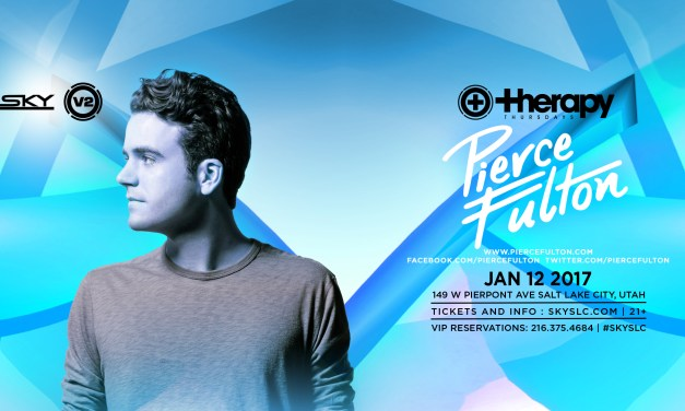Pierce Fulton @ Therapy Thursdays || Preview & Giveaway