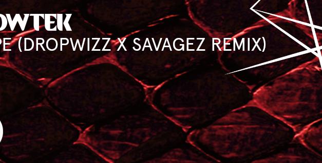 """Dropwizz & Savagez Remix Showtek's """"Swipe""""!"""