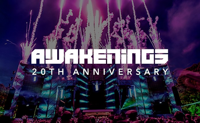 Awakenings Festival 20th Anniversary