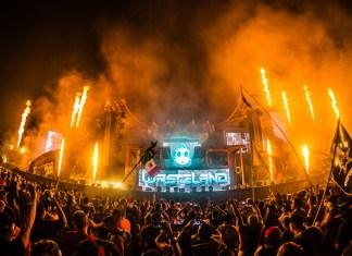 wasteLAND Stage EDC Las Vegas 2016