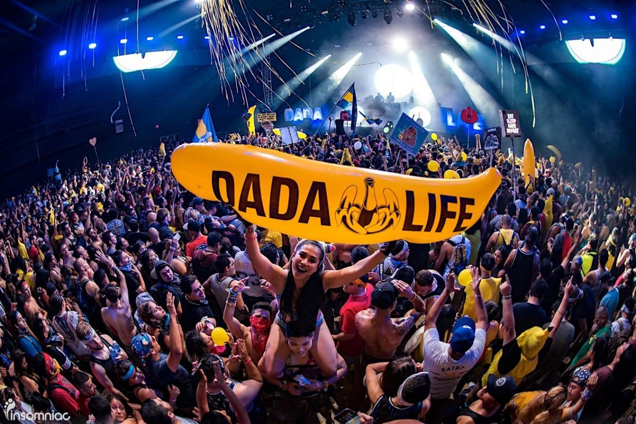 Dada Life: The Compound Evolved SF || The Essentials