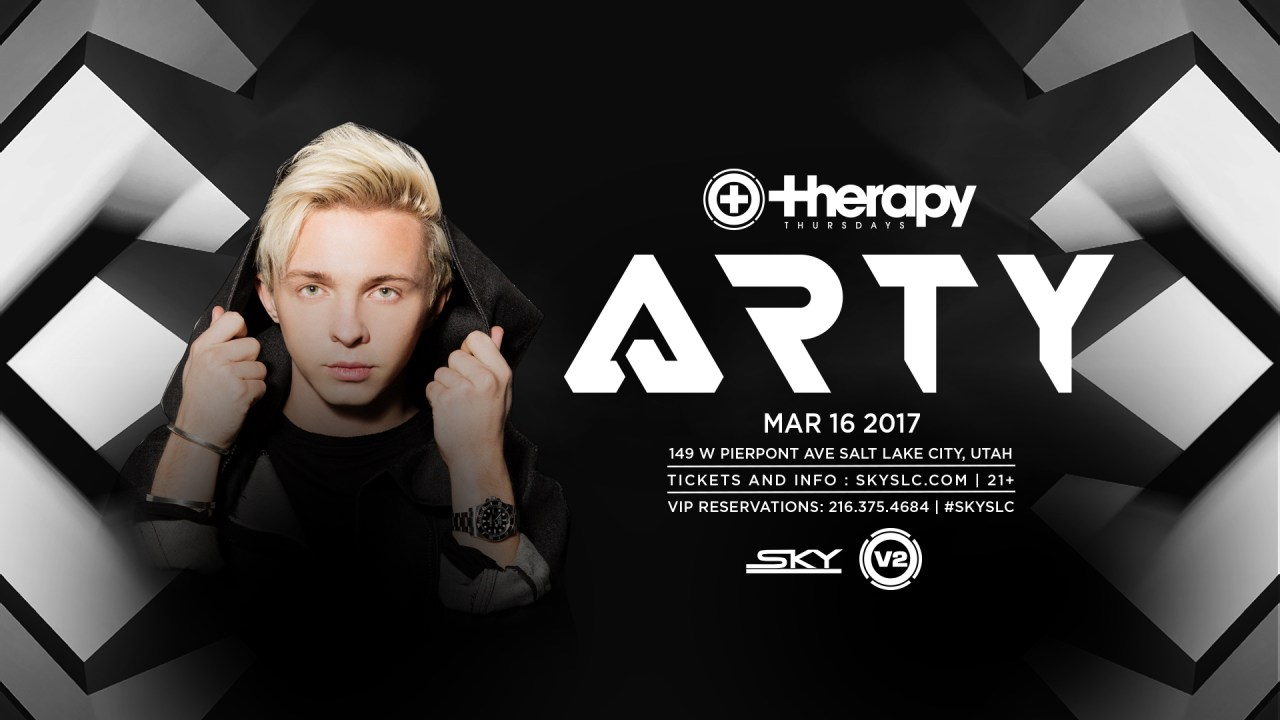Arty @ Therapy Thursdays || Preview & Giveaway