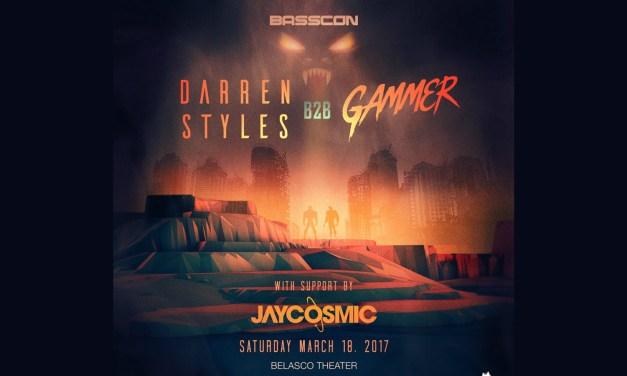 Basscon Presents: Darren Styles b2b Gammer    Event Preview