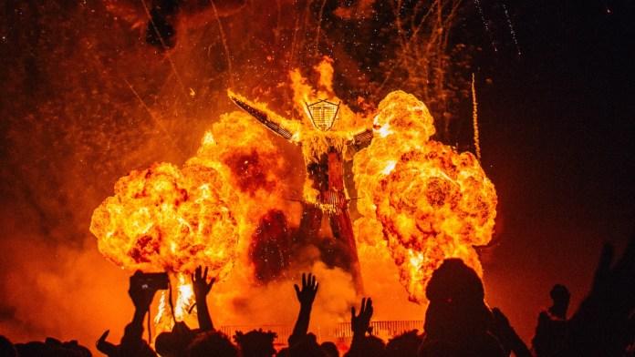 Burning Man Fest300