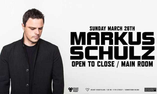 Markus Schulz OTC @ Heart Nightclub || Event Preview & Giveaway