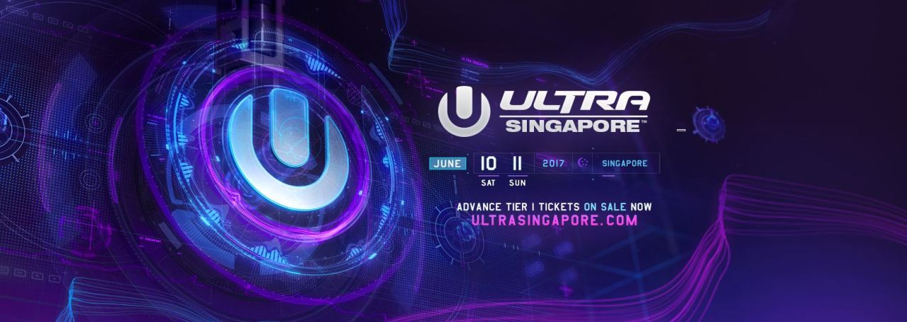 Ultra Singapore 2017 || Phase One Lineup Announced!