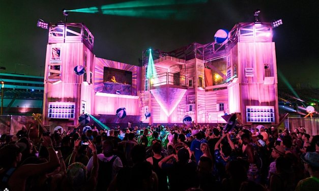 Insomniac Records To Host upside-downHOUSE Stage At EDC Las Vegas 2017!