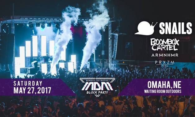 Memorial Day Massive Returns Next Month Featuring Snails & Boombox Cartel