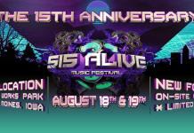 515 Alive Music Festival 2017