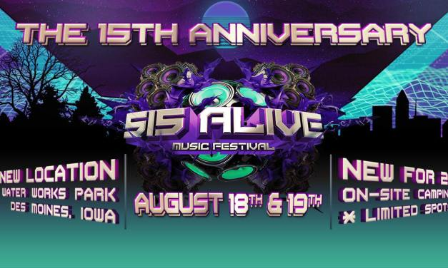 515 Alive Music Festival Announces New Location & Dates For 15th Anniversary