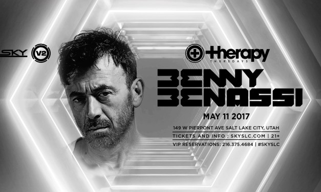 Benny Benassi @ Therapy Thursdays || Event Preview