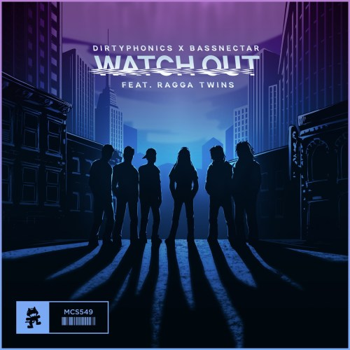 Dirtyphonics x Bassnectar - Watch Out (feat. Ragga Twins) Cover
