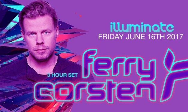 Ferry Corsten @ Opera Nightclub || Rescheduled Date And Info