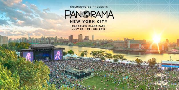 Panorama NYC 2017 || Set Times, Festival Map, & More!