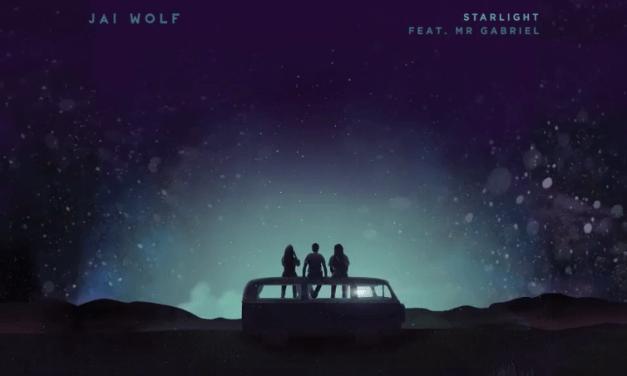 "Jai Wolf Dazzles Us With New Track ""Starlight""!"