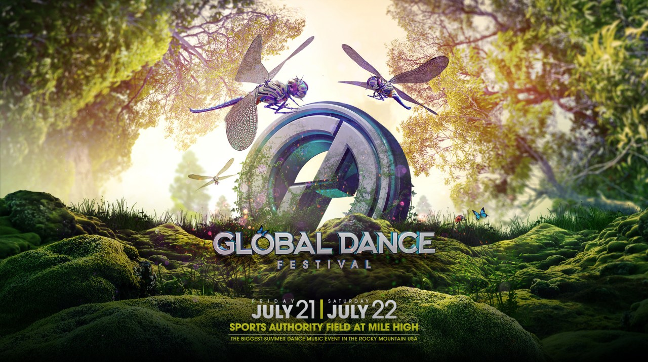 Global Dance Festival 2017 || Phase 1 Lineup Announced!
