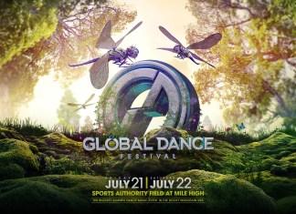 Global Dance Festival 2017
