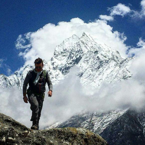 Paul Oakenfold Mount Everest