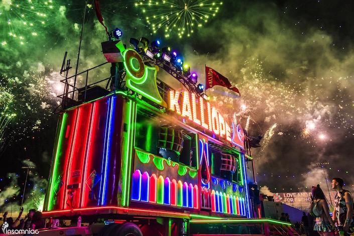 EDC Las Vegas 2017 || Art Car Lineup Announcements!