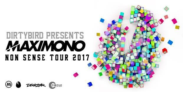 Maximono Flies The Nest On The Non Sense Tour!