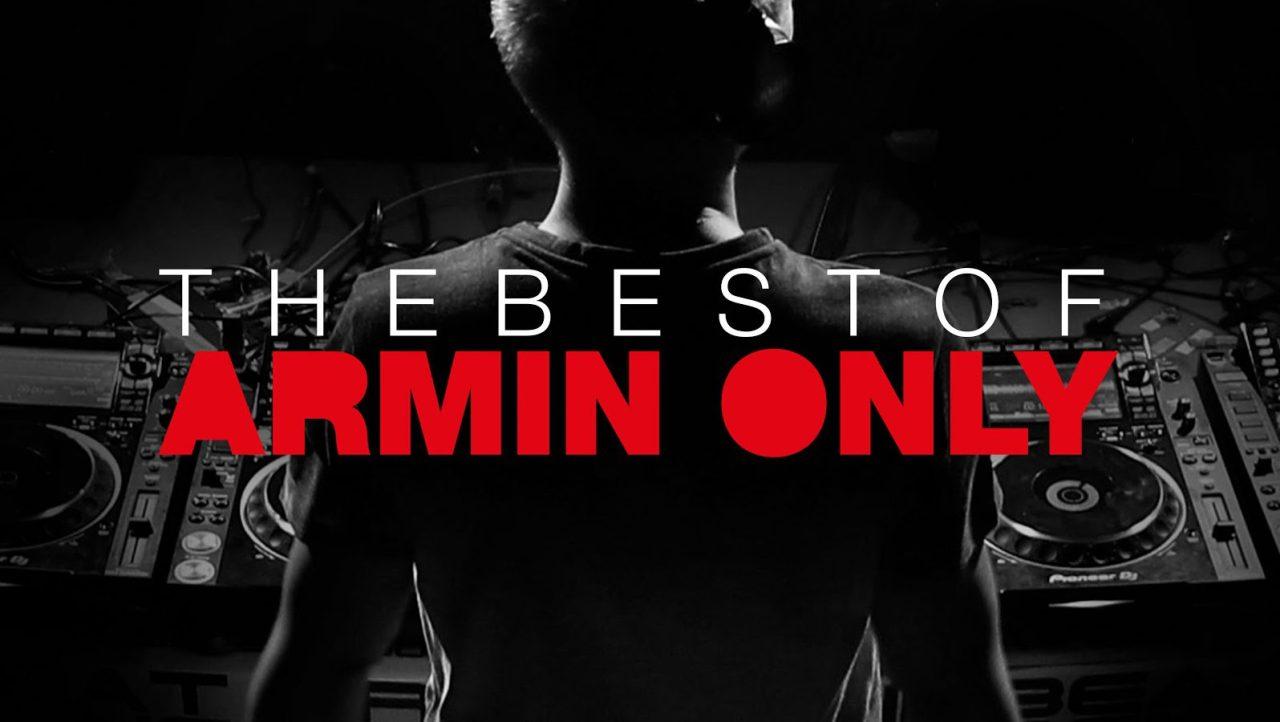 Armin van Buuren Presents 'The Best Of Armin Only'!