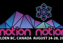 Motion Notion - August 24-28, 2017 in Golden BC, Canada