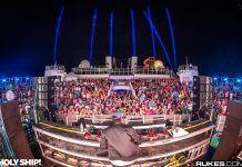 Holy Ship! 2018 Lineup Announced