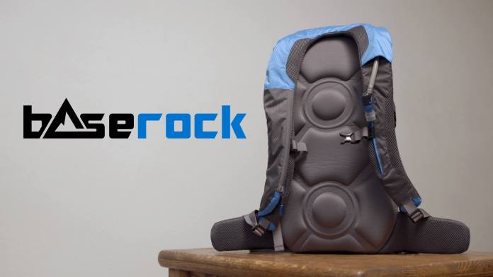 Baserock backpack