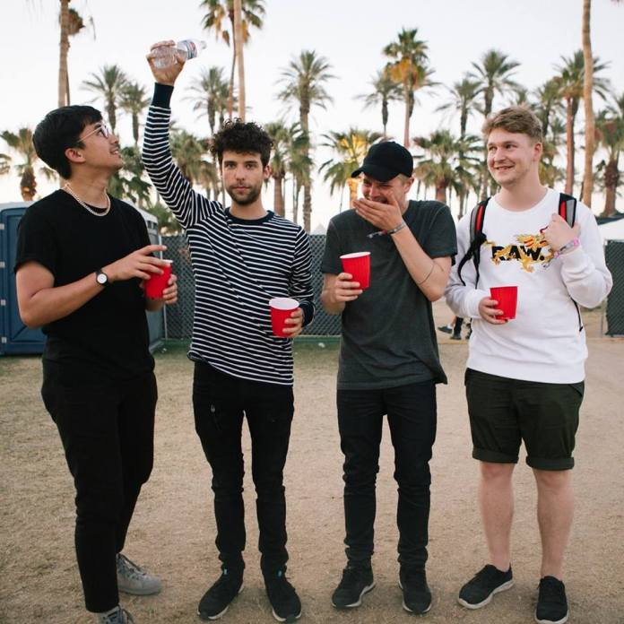 Klangstof Coachella 2017