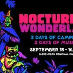Nocturnal Wonderland 2017 || Lineup Announced