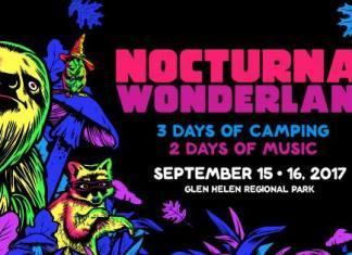 Nocturnal Wonderland 2017 Banner