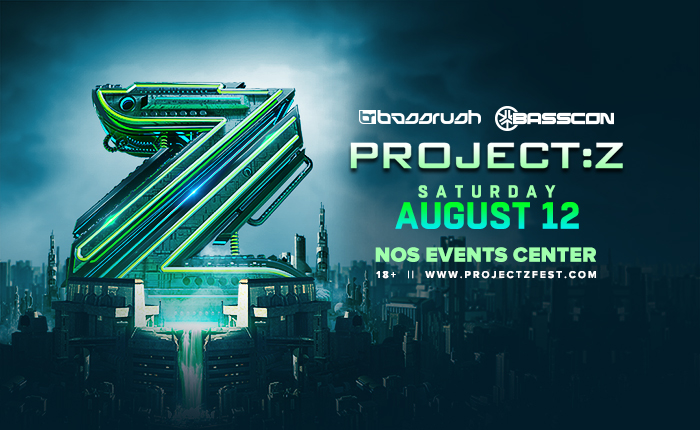 Project Z 2017 Set Times, Map, & Essential Info