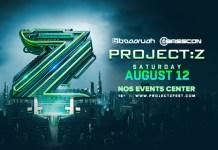 Project: Z 2017 Lineup ANnouncement