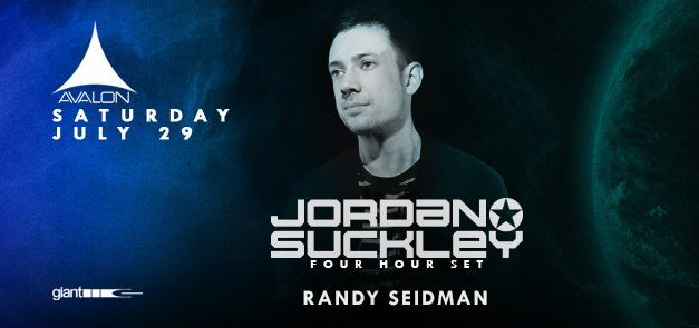 Jordan Suckley @ Avalon Hollywood || Preview & Giveaway