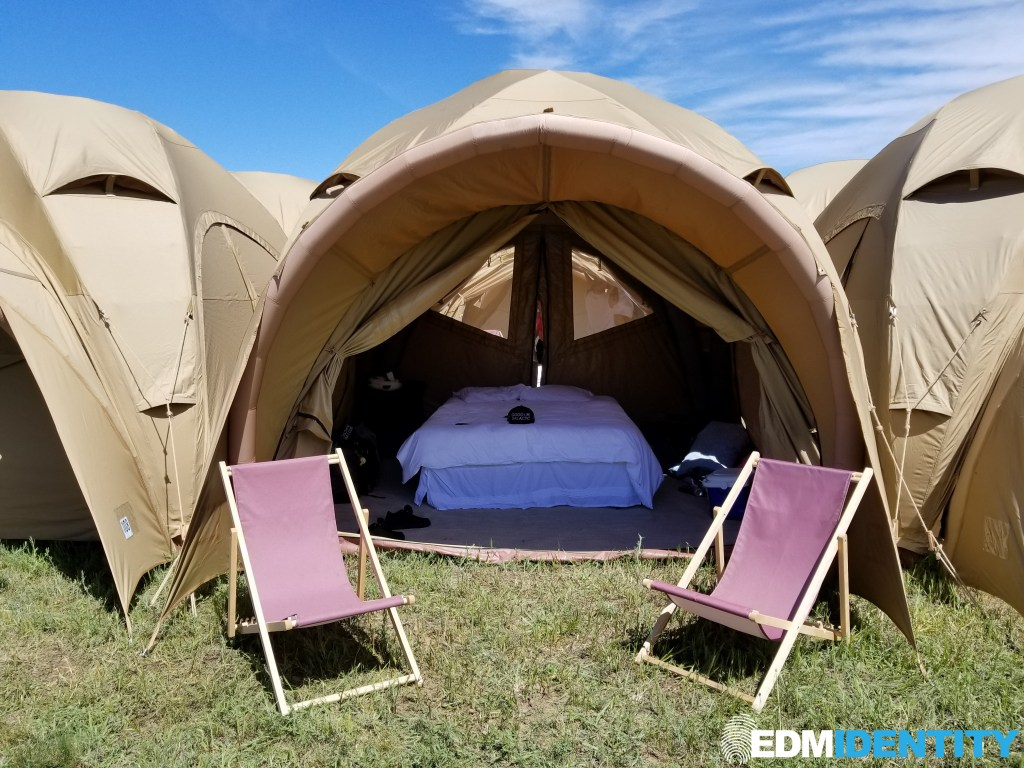 Electric Forest 2017 Weekend 1 Sherwood Court Bungalows