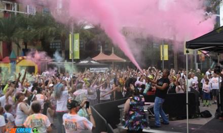 5k Color Fun Run 2017 – San Diego || Lineup Announced!