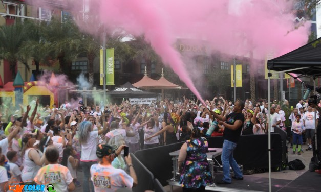 5k Color Fun Run 2017 – San Diego || Lineup Announced!