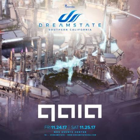 Dreamstate SoCal 2017 GAIA