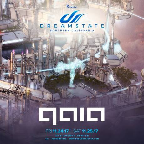 Dreamstate SoCal 2017 GAIA