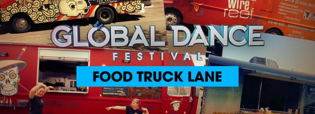 global dance festival #FoodTruckLane