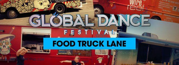 global dance festival #FoodTruckLane