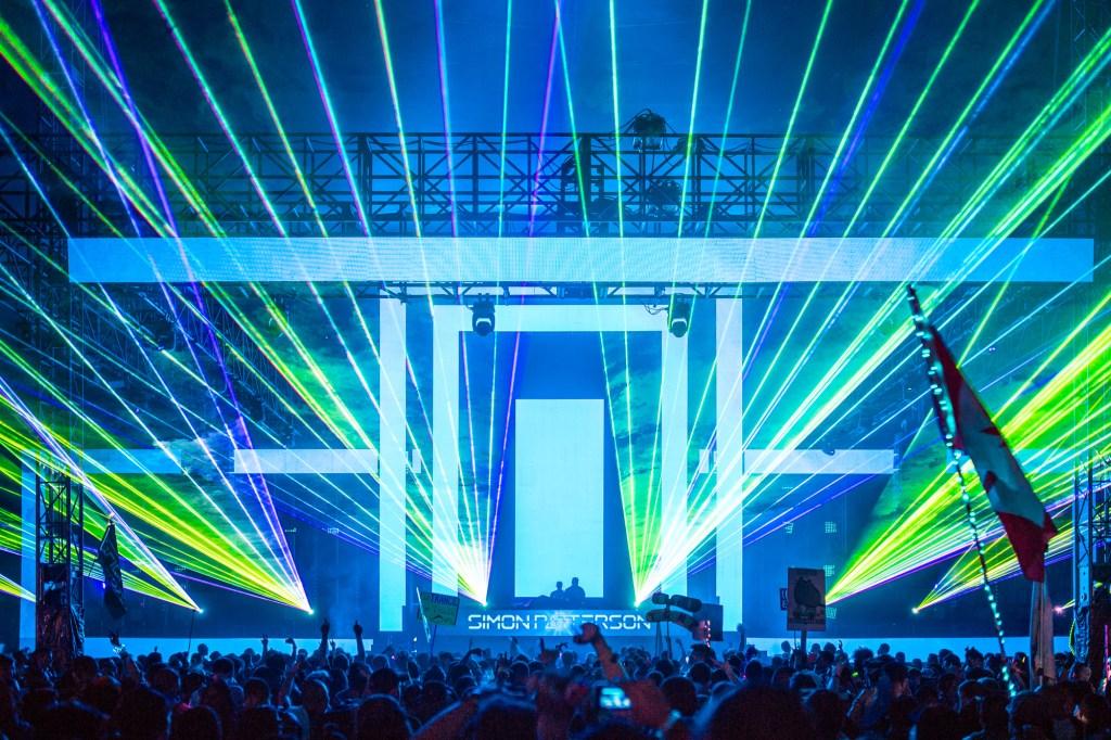 EDC Las Vegas 2017