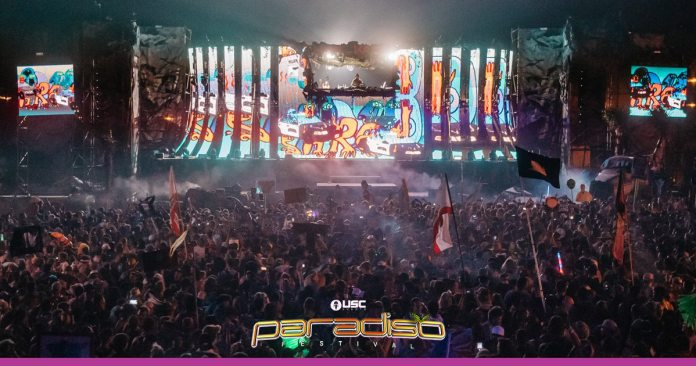 Paradiso Festival 2017 Wreckage Stage