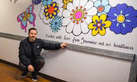 Insomniac Cares & The Shade Tree Open Renovated Children's Activity Center
