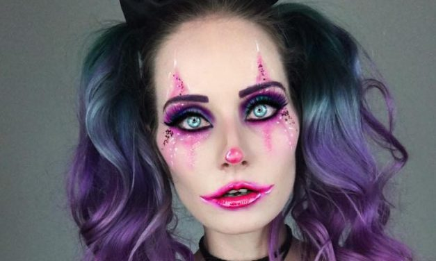 Escape: Psycho Circus 2017 || Halloween Makeup Inspirations