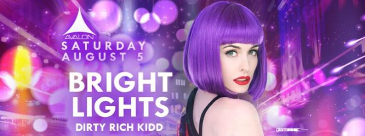Bright Lights @ Avalon Hollywood || Preview & Giveaway