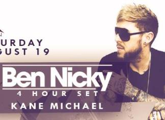 Ben Nicky @ Avalon Hollywood