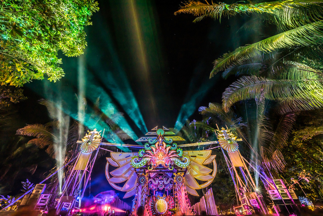 Envision Festival 2018 || Phase One Lineup
