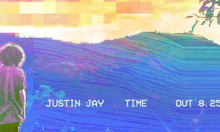 """Justin Jay Reveals Psychedelic Rock Inspired """"Time"""""""