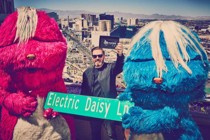 Pasquale Rotella Electric Daisy Lane Las Vegas